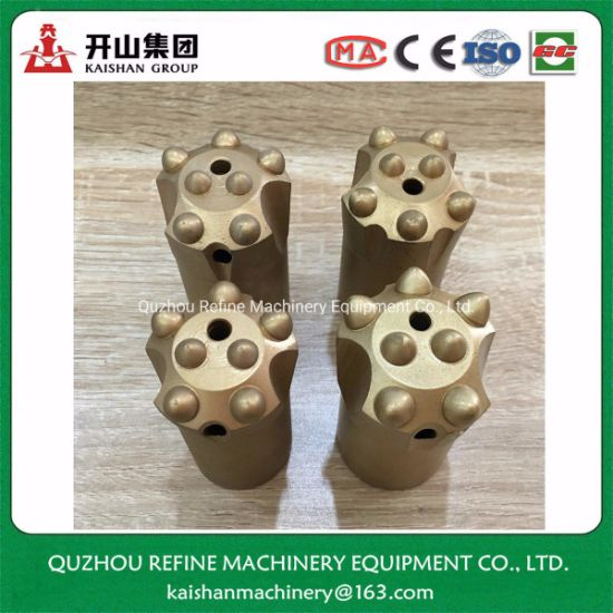36mm 7 Degree Taper Button Drill Bit for Drilling Quarry