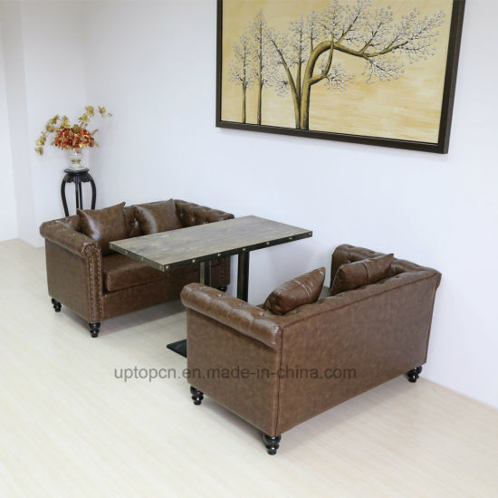 Remarkable China Sp Ks316 Wholesale Restaurant Booth Sofa With Table Interior Design Ideas Gentotryabchikinfo