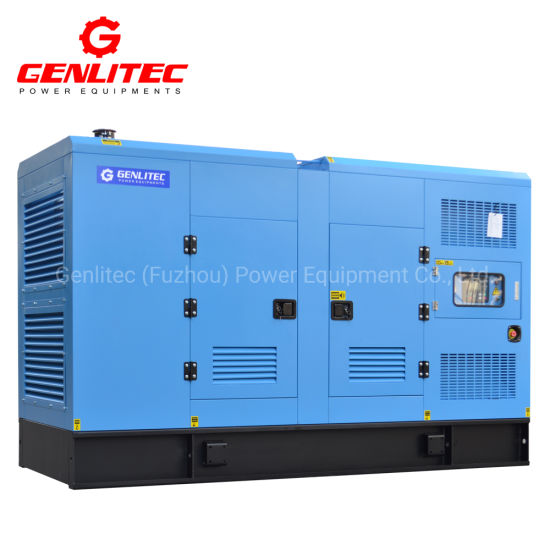 Wholesale Price Soundproof Type 100kVA 200kVA 300kVA 400kVA 500kVA Cummins Diesel Generator Set