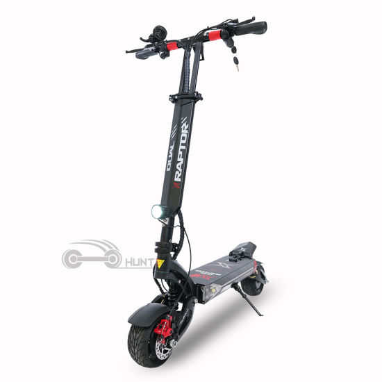 City Electric Scooter with Seat