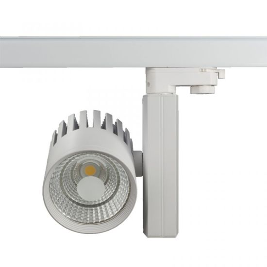 info for 07fed c2f3e Easy Installation Ce RoHS ETL 30W 40W COB LED Track Lighting for Commercial