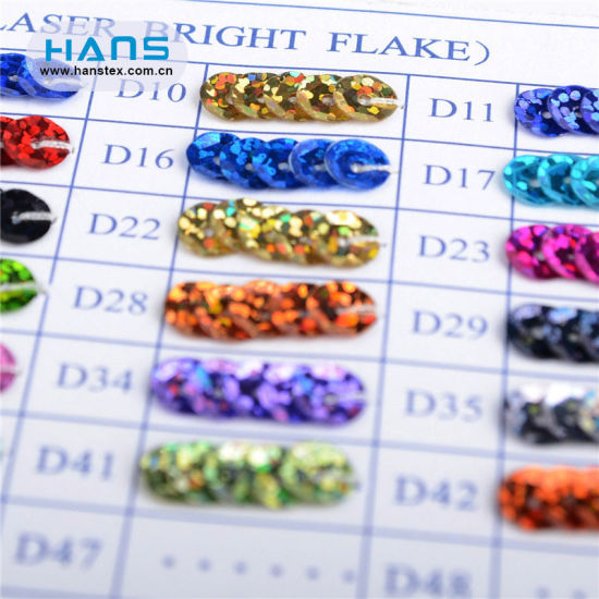 Hans Stylish and Premium Noble Flip Sequin