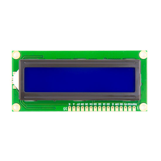1602A Blue LCD Display Module LED 1602 Backlight 5V For Arduino  XJ
