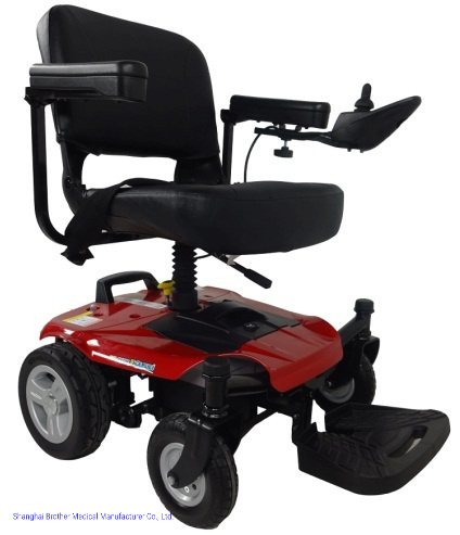 Motorized Mobility Wheelchair Electric Foldable Wheelchair Wheel Chair