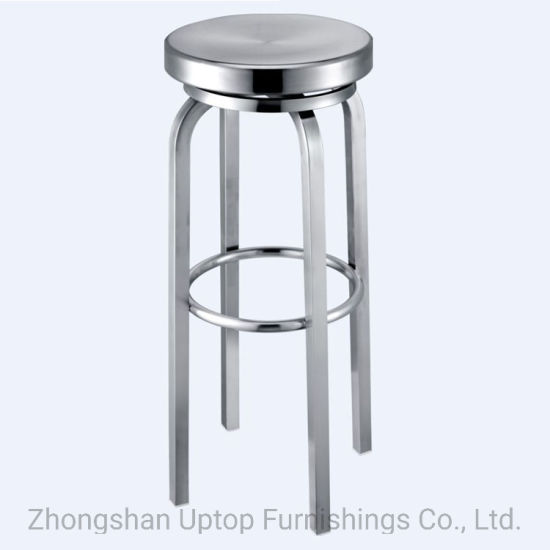 Bar Furniture Stainless Steel Stool