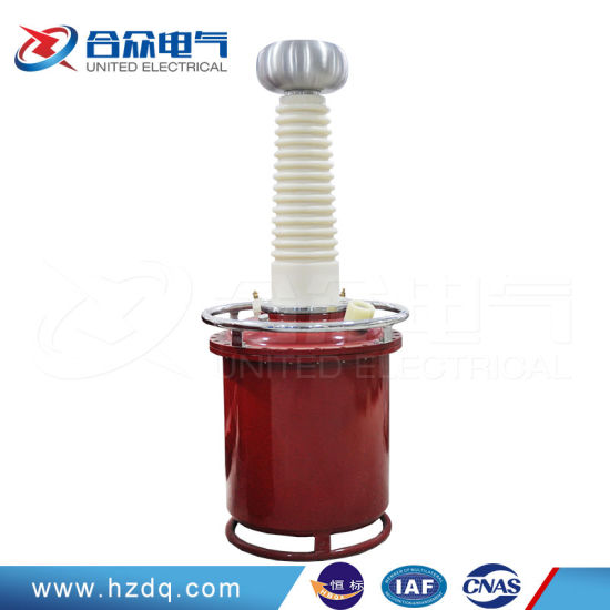 50kv 10kVA Inflatable Dry High Voltage Hv Insulation Testing Transformer pictures & photos
