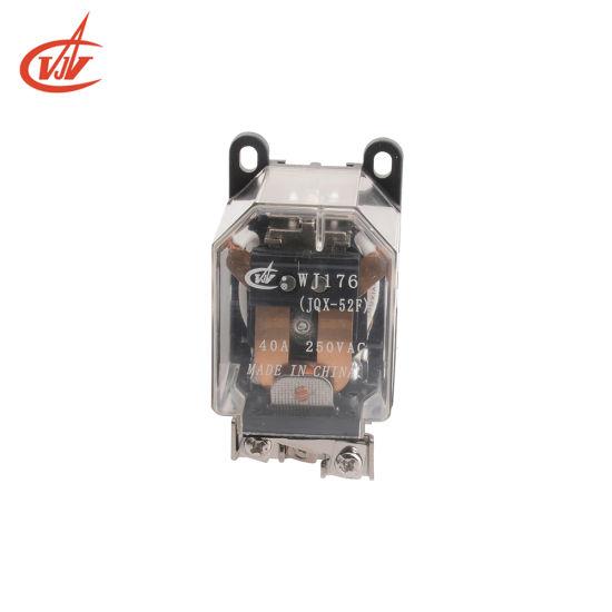 China Products Wj176 Cheap 30A 12V 24V Mini Power Breaker