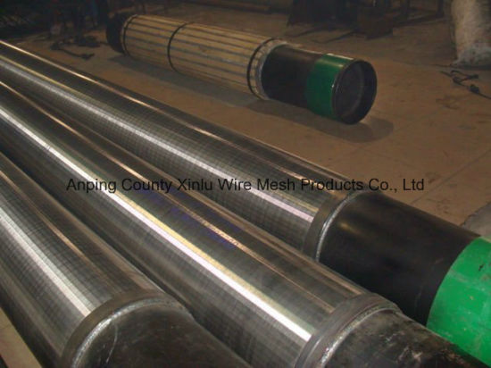 Pipe Based Vee-Wire Screens pictures & photos