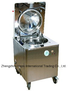 Full Stainless Steel Vertical Stream Autoclave (BKQ-B30) pictures & photos