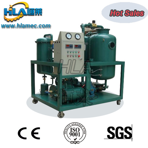 Waste Lubricating Hydraulic Oil Recycling Machine pictures & photos