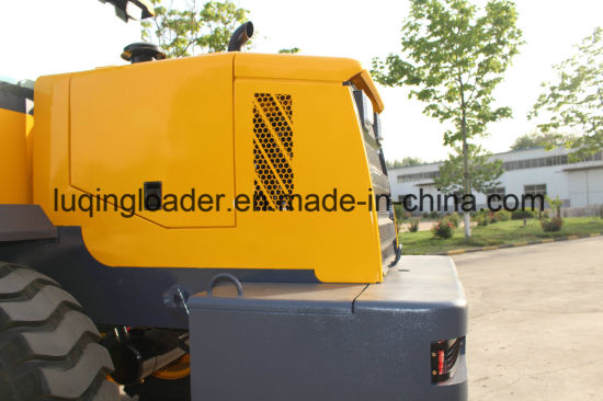 Farming Machinery Loader with 3 Tons Grass Fork pictures & photos