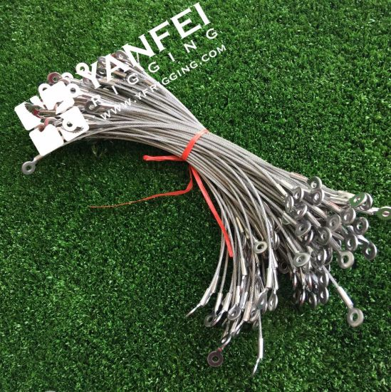 Steel Wire Rope Connector with PVC Coated pictures & photos