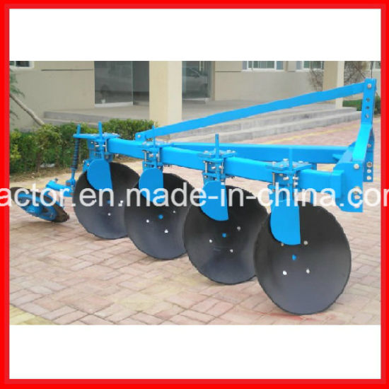 Tractor Mounted Disk Plow, Tractor Disc Plough (1LY Series) pictures & photos
