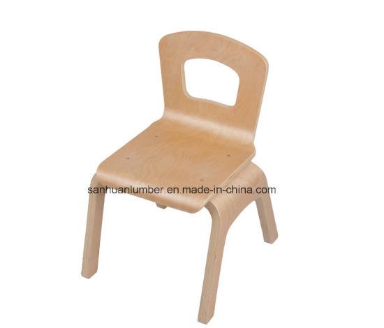 Children and Kids Chair in Kindergarden (SH-h-D11)