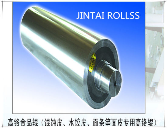 High Quality Alloy Rolls for Chocolate Machine pictures & photos