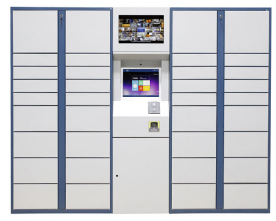 7/24 Hours Hire Intelligent Parcel Delivery Locker Z2 pictures & photos