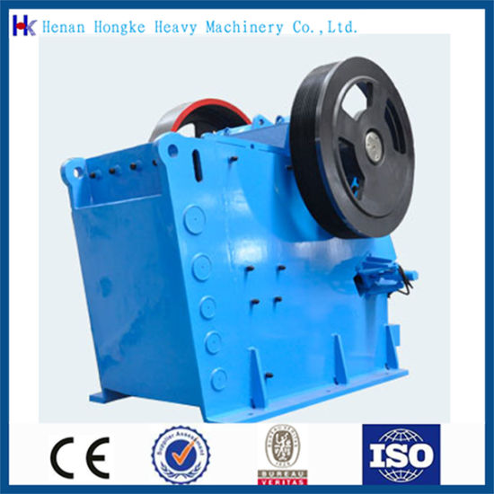 Hot Sale Stone Jaw Crusher Machine with Best Quality pictures & photos