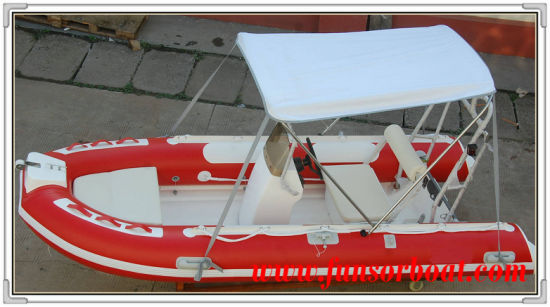 3.9m Inflatable Rib Boat with Fiberglass Hull pictures & photos