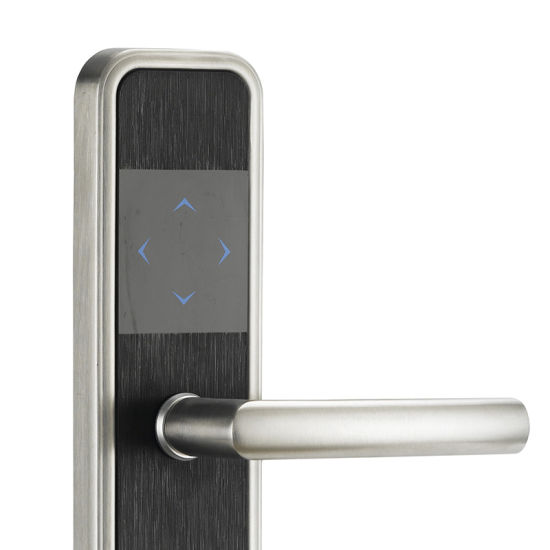 Hotel Electric Door Lock RFID Card Mortise Safety Door Locks