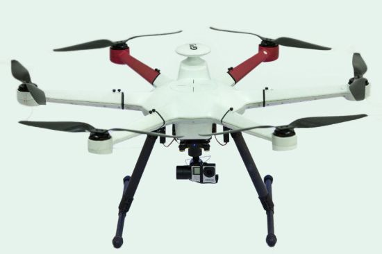 Multi-Rotor Unmanned Aerial Vehicles