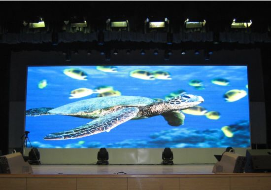 P7.62 Indoor LED Display Screen Pixel Display Screen