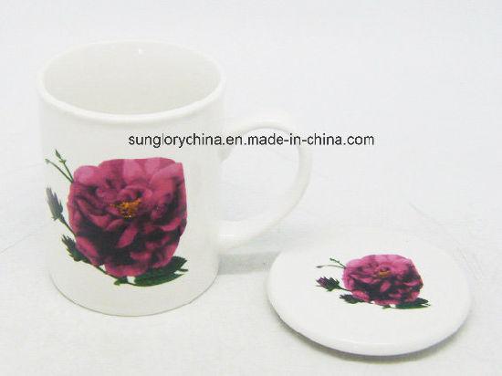 Straight Body Ceramic Mug of Mkb055