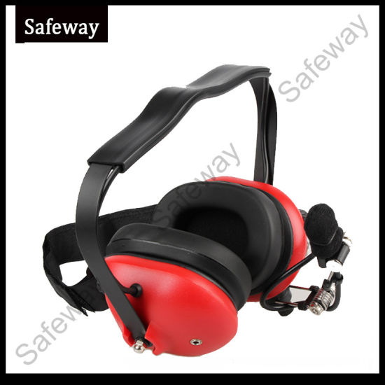 Two Way Radio Noise Cancelling Headset for Kenwood pictures & photos