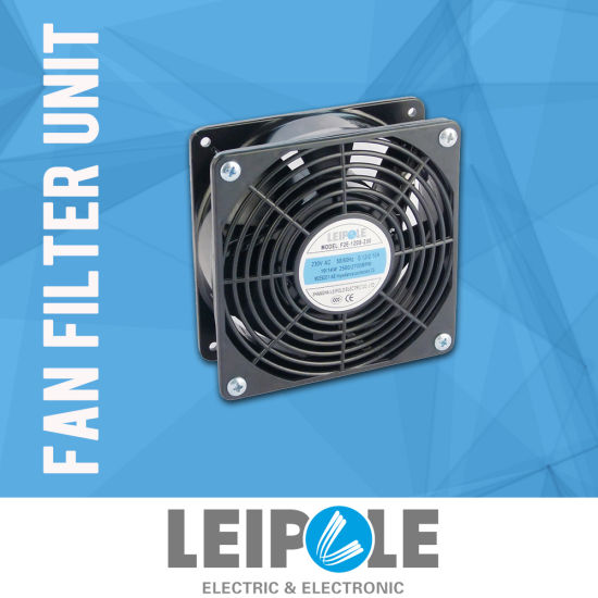 Awesome Panel Cabinet Cooling Ventilation Axial Exhaust Fan AC/DC Air Conditioner