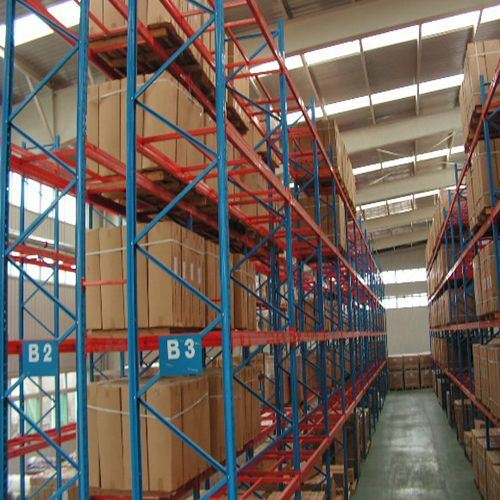 Heavy Duty Selective Pallet Racks and Shelves for Warehouse Storage /Shelf pictures & photos
