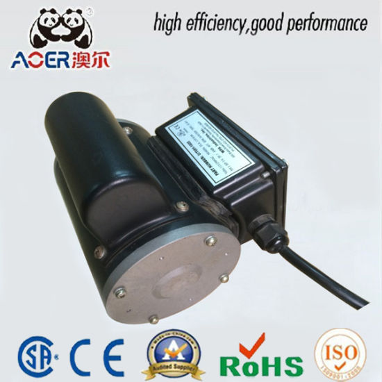 China AC Single Phase Two Speed UL CSA Approved NEMA 32 Fr Electric ...