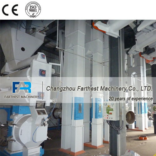 Extruded Aqua Fodder/Poultry Feed Dryer Machine pictures & photos