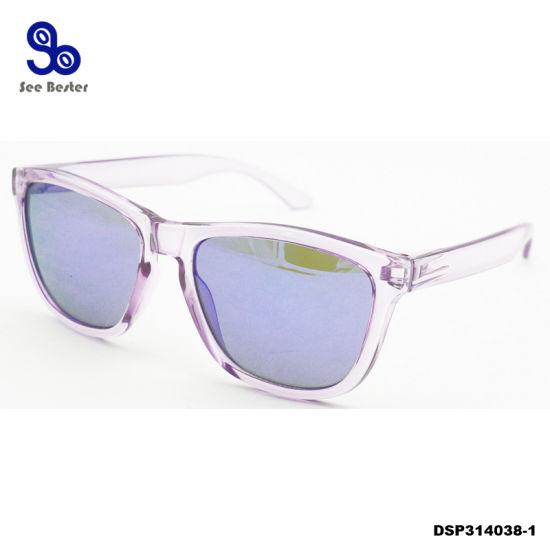 f01548c452ef0 2018 Christmas Gift Custom Logo UV400 Polarized Sunglasses Colorful Women