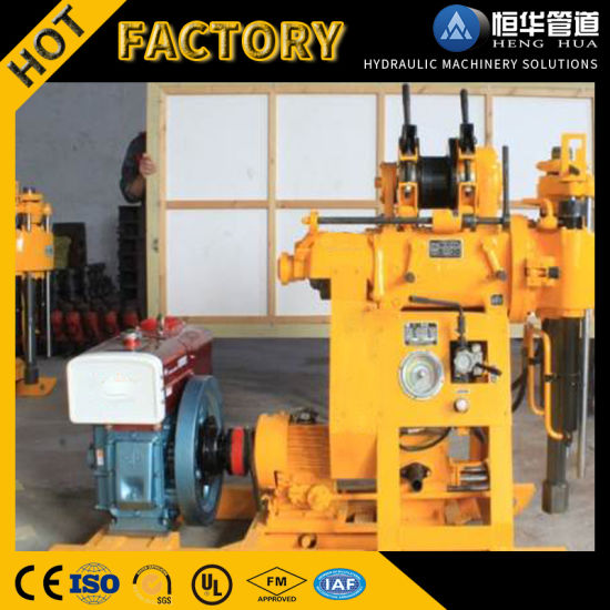Factory Direct Sell Tractor Mounted Water Well Drilling Rig pictures & photos