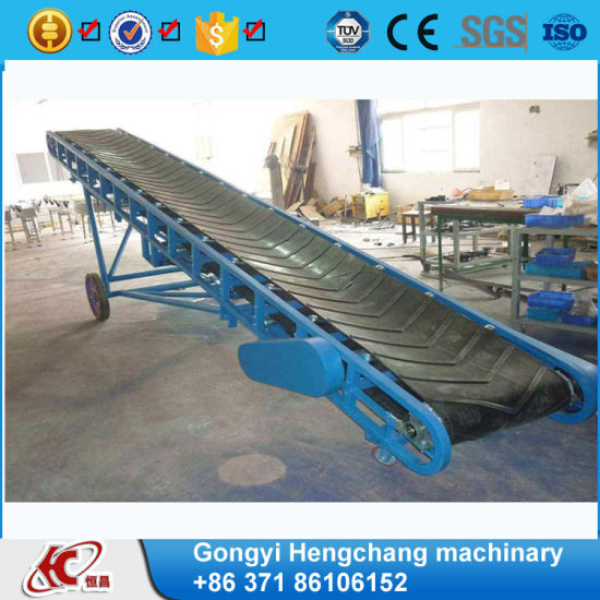 Life Long Using Belt Conveyor in Mining Metallurgy pictures & photos
