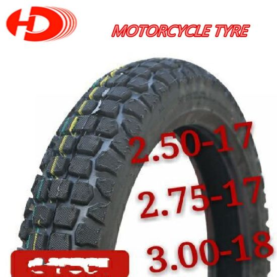 Professional Manafuture Motorcycle Parts 300-18 Motorcycle Tire pictures & photos