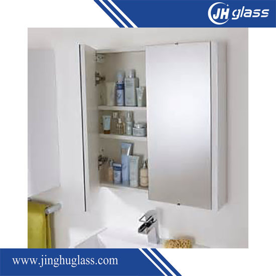 Wall Mount Modern Bathroom Vanity Smart Large Mirror Cabinet pictures & photos