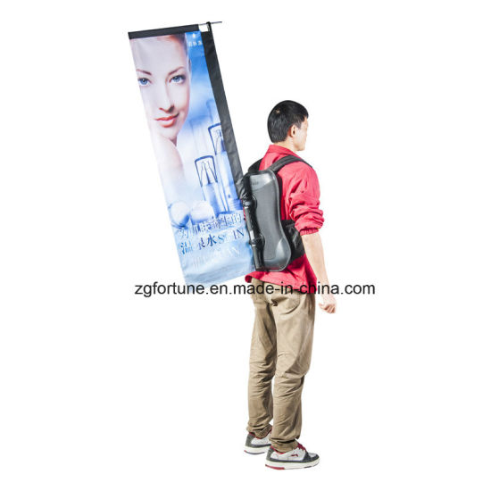 Backpack Flag Banner (FX-BB-B) pictures & photos