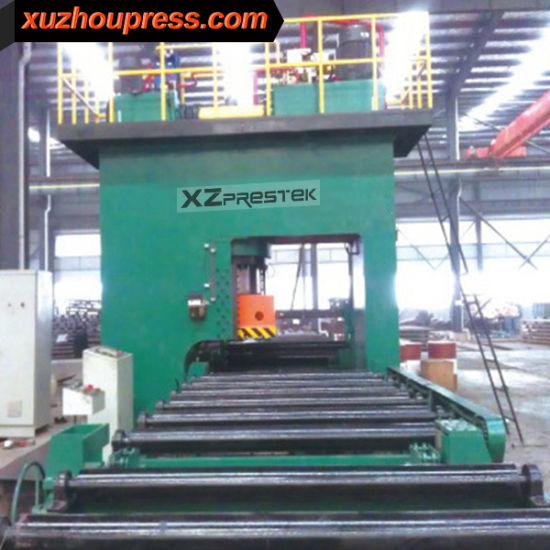 Yd-Lx - 1000ton C Frame Hydraulic Press Blanking Production Line pictures & photos