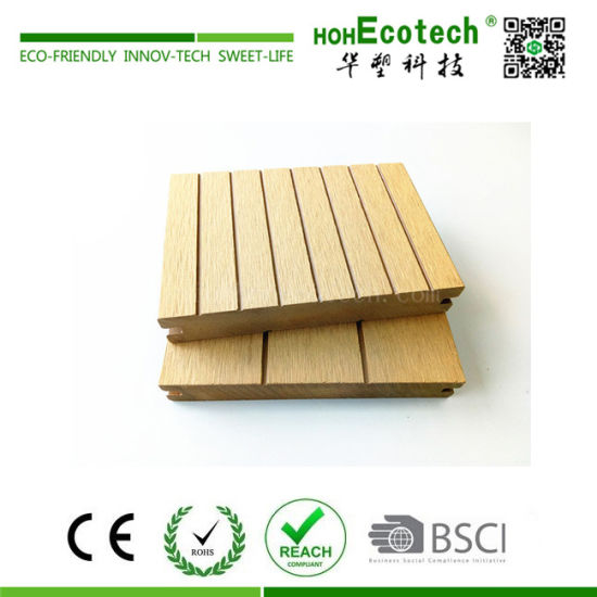 Wood Powder Plastic Composite Deck pictures & photos