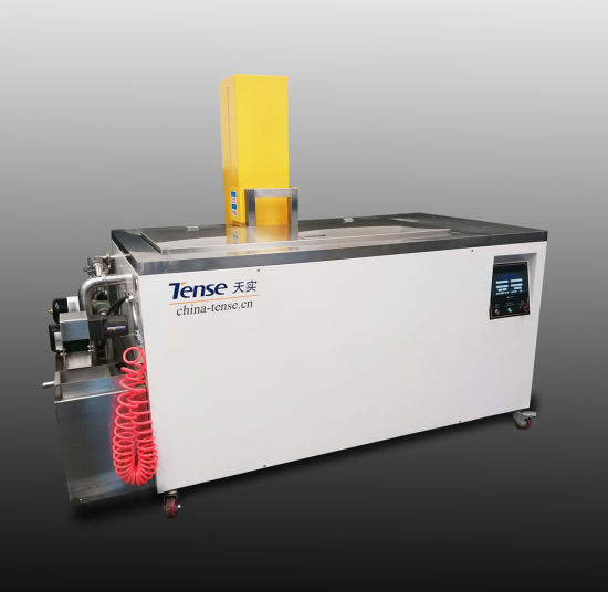 Tense Ultrasonic Cleaning Machine / Washing Filters/ Oil Skimmer pictures & photos