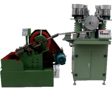 Automation Hex Bolt with Washer Assembly Machine of Washer Assembly Machinery