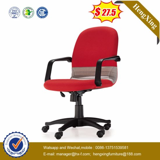 Elegant School Hotel Lab Furniture Exeuctive Mesh Office Chair (HX-LC019A) pictures & photos