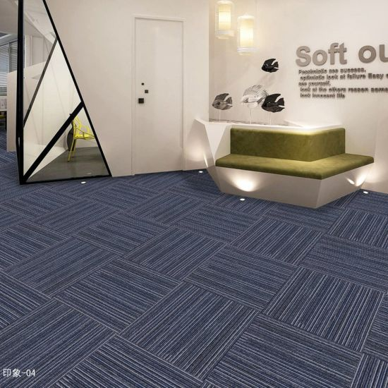 10 Gauge Eco-Friendly Jacquard Flooring