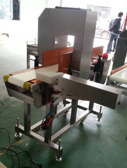 Auto Conveyor Metal Detector (for bottle packing product) pictures & photos