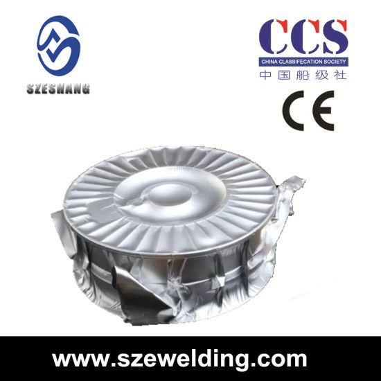 E71t-1c Steel Flux Cored Welding Wire with Aluminium Foil Vacuum Package Factory pictures & photos