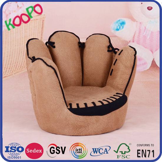 Five Finger Baby Furniture/Leather Sofa Set/Baby Toys/Children Items (SXBB-319)