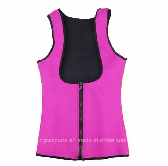 Hot Weight Loss Woman Gym Vest Neoprene Yoga Suit