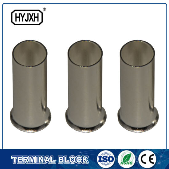 China Hot Selling European Electrical Wire Cable Crimp Naked Tube ...