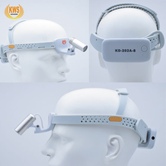 [Coming Soon] Medical High CRI High Brightness 3W LED Dental Head Light pictures & photos