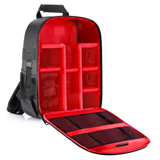 Nest Unique Fancy Shockproof Waterproof Personalized Video Camera Bag